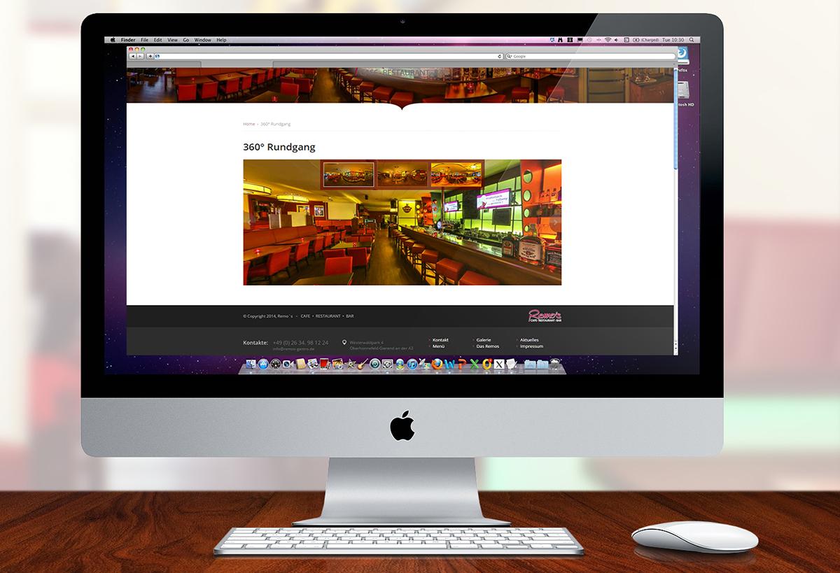 Desktop Ansicht